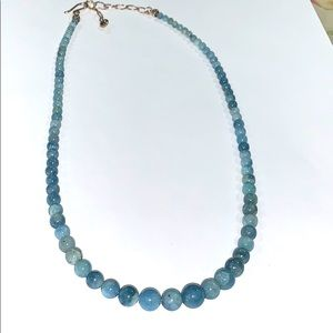 DTR Jay King 925 Sterling Silver Larimar Necklace
